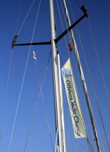 Offshore Yacht Charter vlag