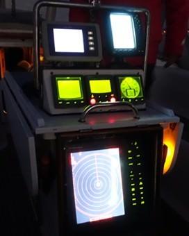 zeezeil navigatie apparatuur