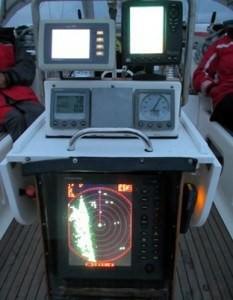 Zeezeiltraining AIS radar - Erfahrungstörn