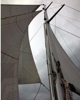 zeezeilen - Hochsee Segeln