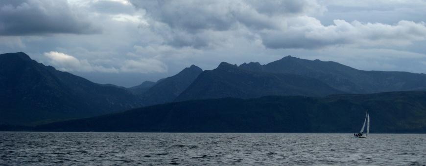 Sailing holidays Clyde