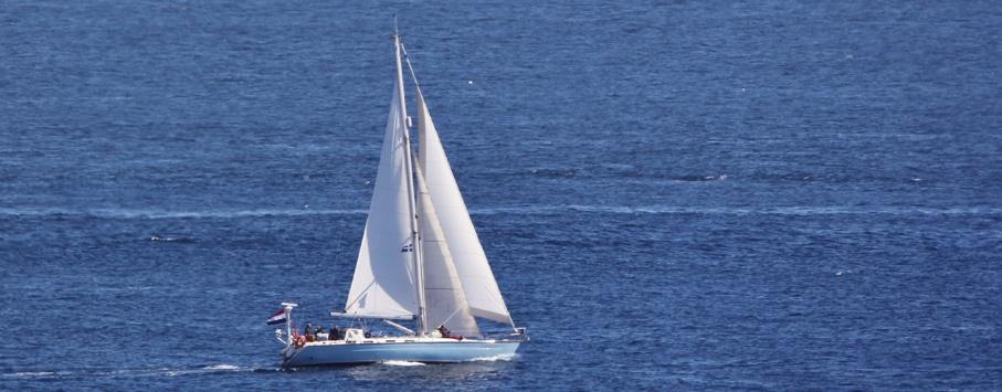 Segel yacht Cherokee
