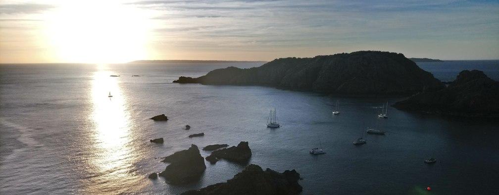 Segelurlaub Kanalinseln