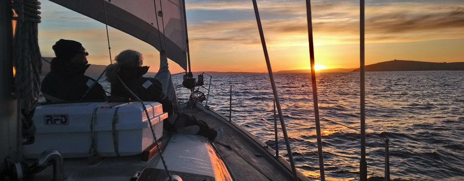 sailing holidays orkney islands