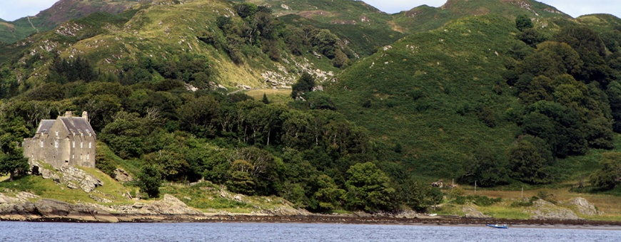 segelurlaub Firth of Clyde