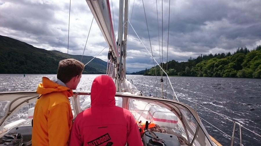 Rondreizen met een zeilschip