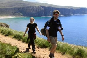 Walking-to-the-old-man-of-hoy