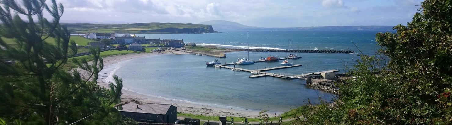 Rathlin island Ireland