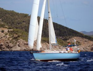 Cherokee sailing Portugal