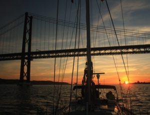 sailing holidays Lisbon