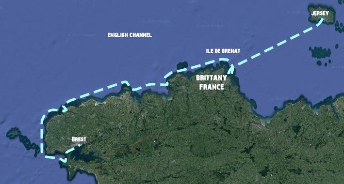 Zeilvakantie-Bretagne
