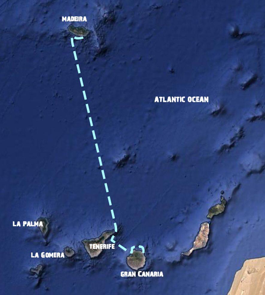 zeilvakantie-Canarische_eilanden-Madeira