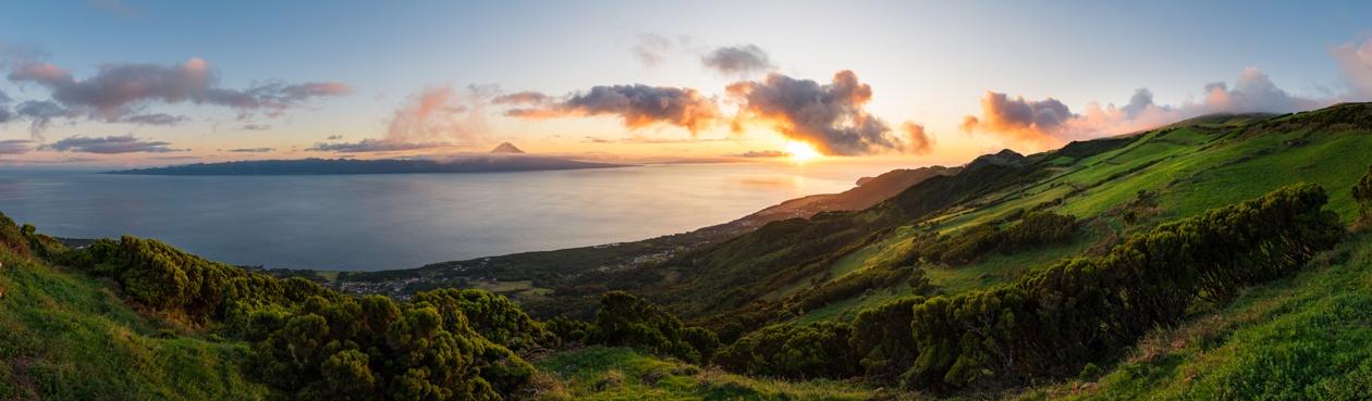 Eilandhoppen-Azoren