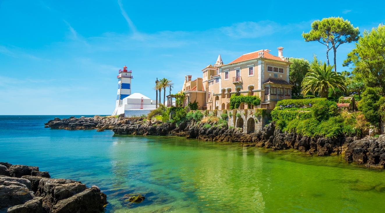 Segelurlaub-Cascais-Portugal